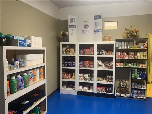 items in the lassen community pantry